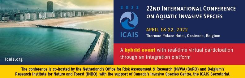 Het 22e Internationaal Congres over Aquatische Invasieve Soorten