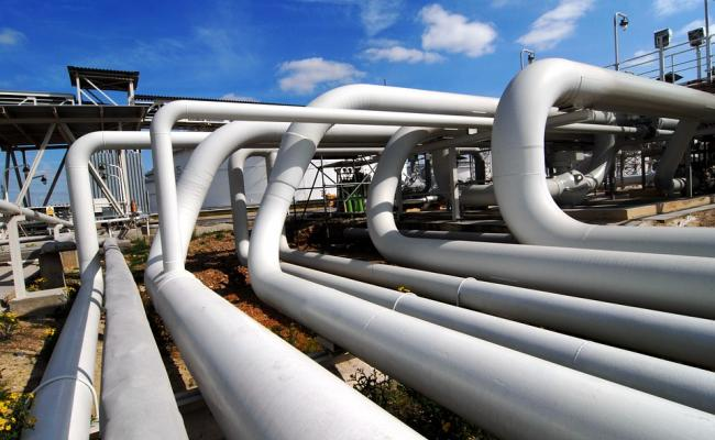 gasleidingen